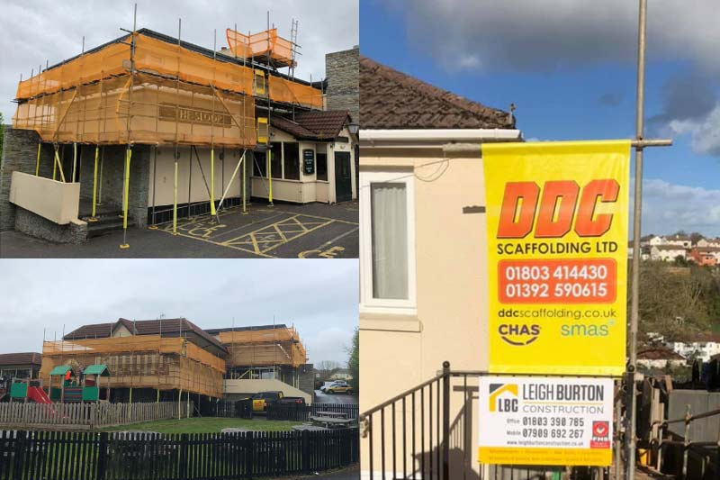 Scaffolding Services Torbay