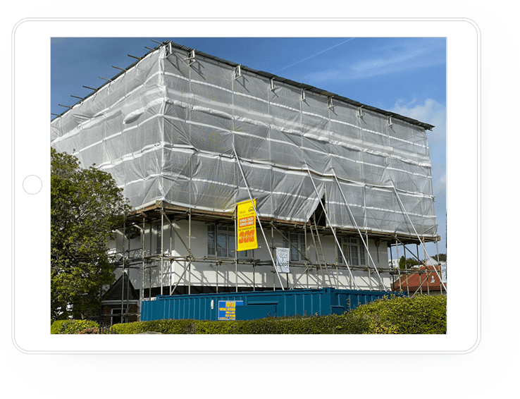 Scaffolding Services in Newton Abbot